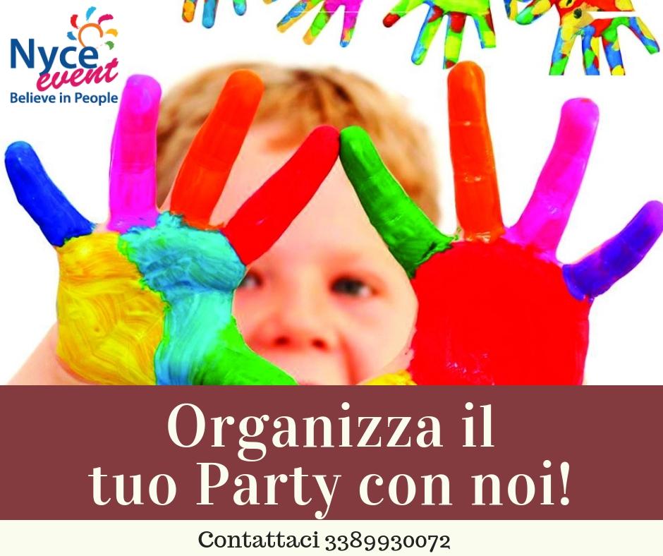 Organizza il tuo evento con noi!