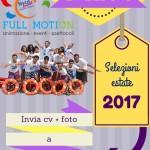 Selezioni estate 2017
